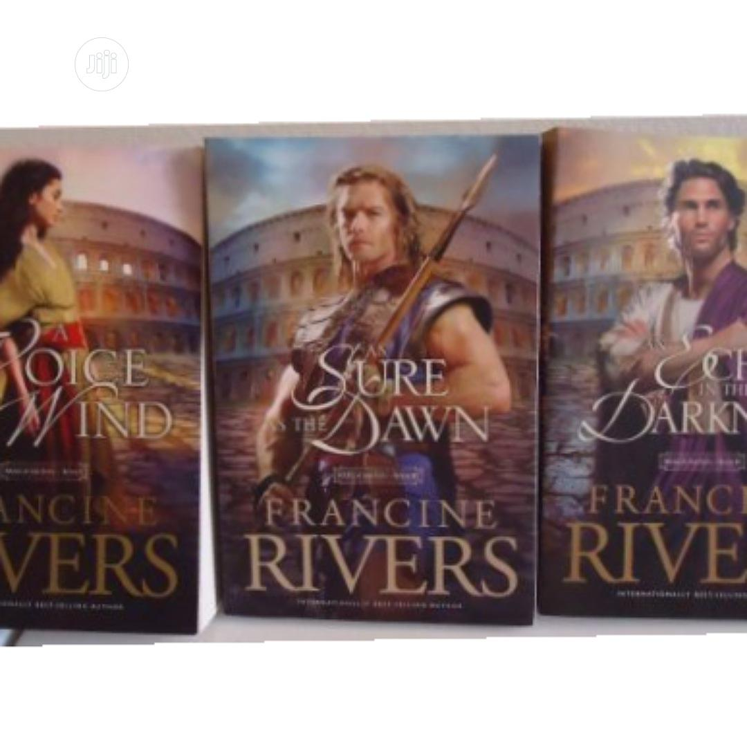 An Sure IN The Dawn. 3 Book In Park Free Delivery   Books & Games for sale in Surulere, Lagos State, Nigeria