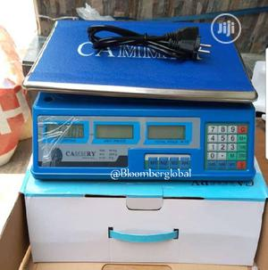 Camry Digital Scale 30kg Scale | Store Equipment for sale in Lagos State, Ojo