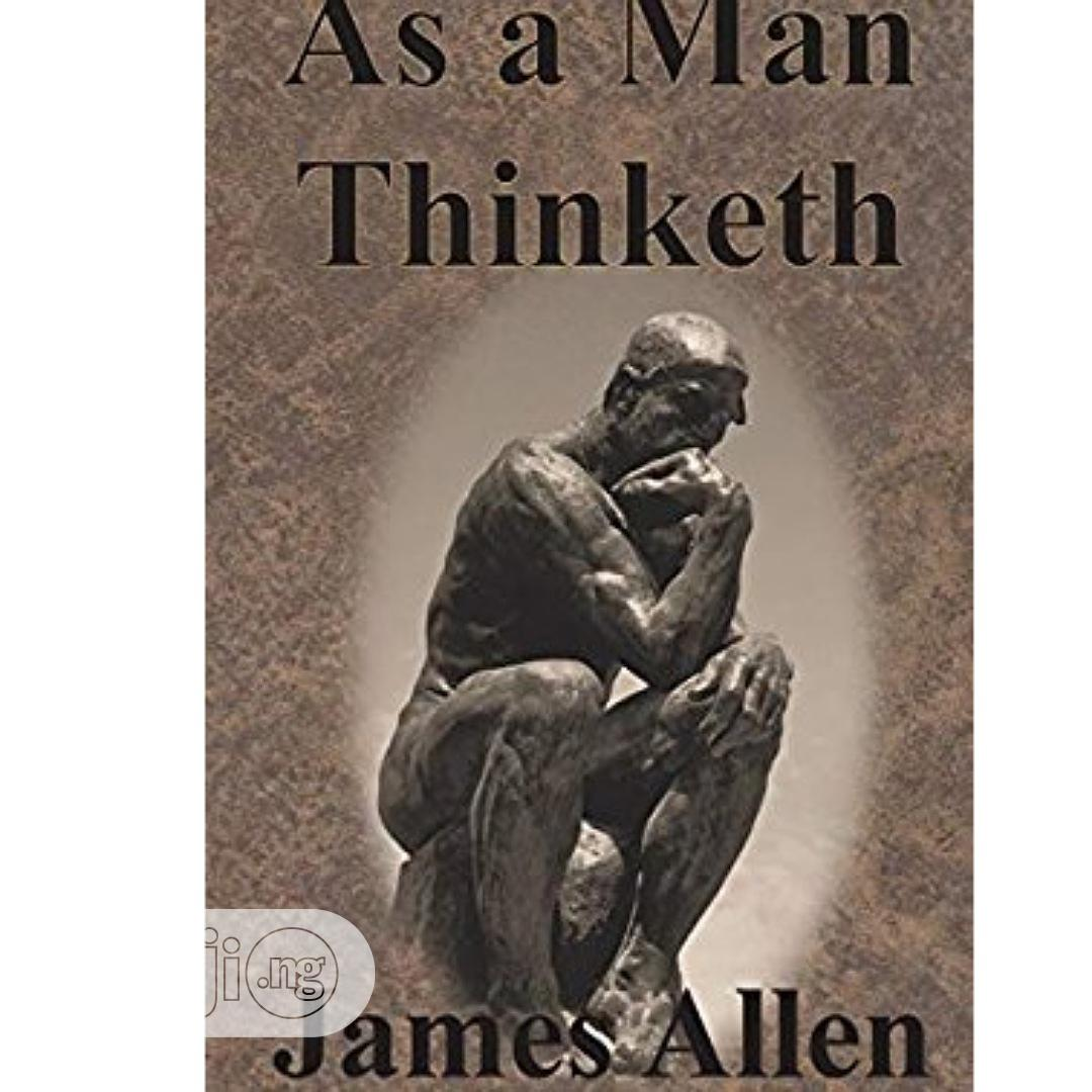As A Man Thinketh Free Delivery
