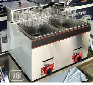 Gas Deep Fryer 12litres   Restaurant & Catering Equipment for sale in Lagos State, Ojo