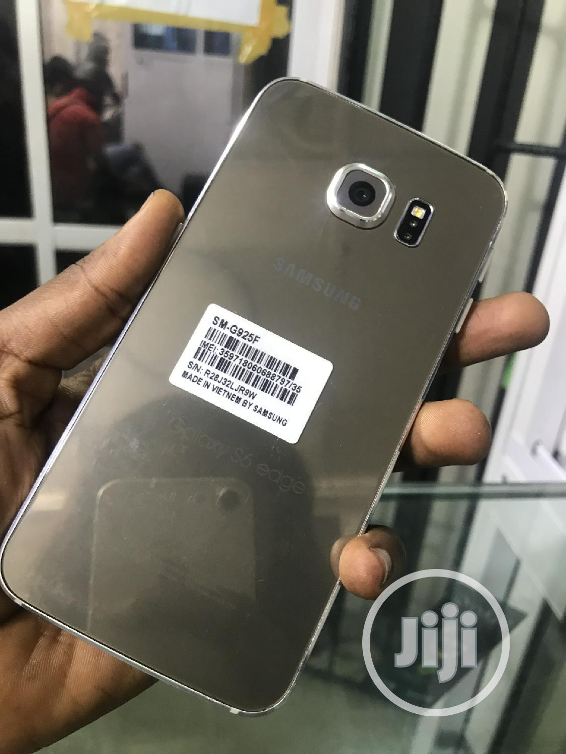 Samsung Galaxy S6 32 GB | Mobile Phones for sale in Ikeja, Lagos State, Nigeria