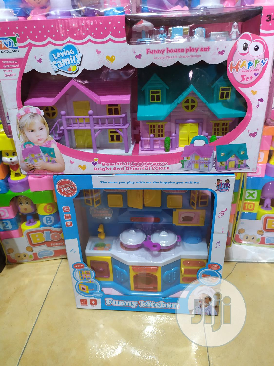 Archive: Children Doll House