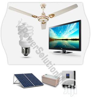 1.5KVA/12V Inverter With 2 Solar Panel + 1 X 200AH Battery   Solar Energy for sale in Lagos State, Ikeja