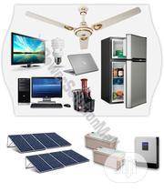 3.5KVA/24V Inverter With 8 X 200 Watt Solar Panel + 2 X 200AH Battery | Solar Energy for sale in Lagos State, Ikeja