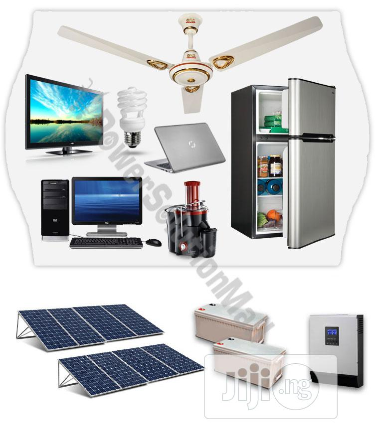3.5KVA Quality SOLAR Installation (With Pay Later Option)