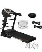 2.5 Hp Automatic Inclined Treadmill With Massager   Massagers for sale in Rivers State, Port-Harcourt