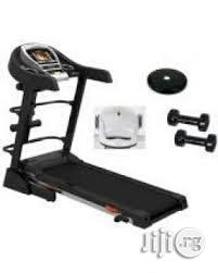 2.5 Hp Automatic Inclined Treadmill With Massager