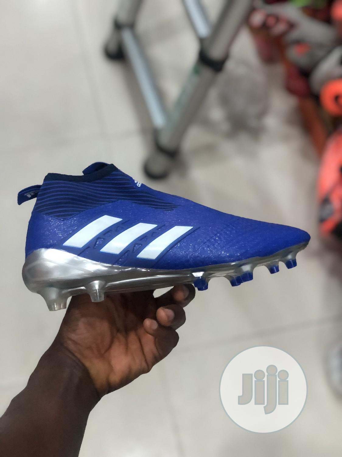 Archive: Football Boot