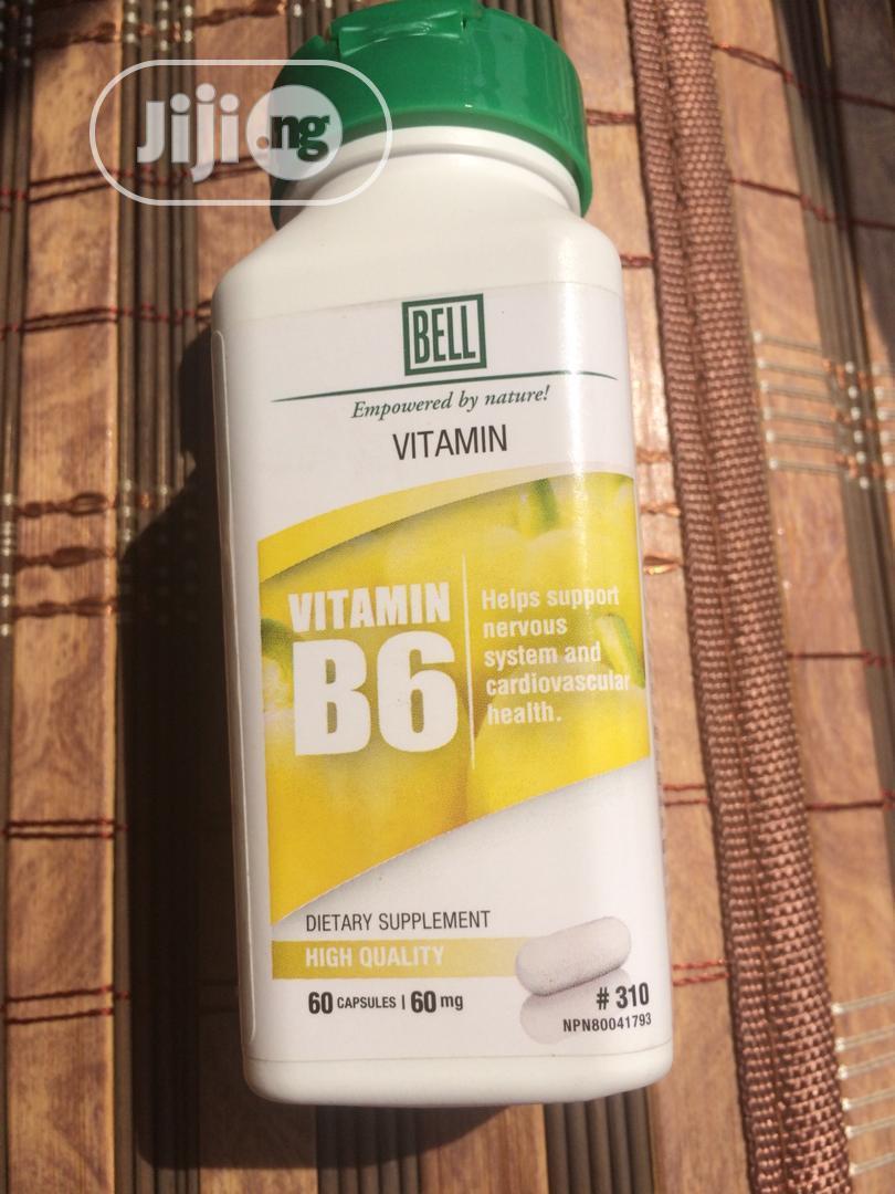 Bell Vitamin B6