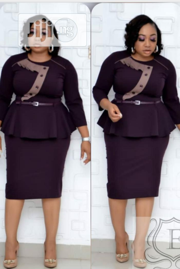 Quality Turkey Blouse And Skirt | Clothing for sale in Port-Harcourt, Rivers State, Nigeria