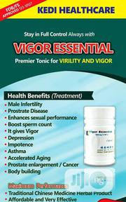 Vigor Essential For Low Sperm Count And Prostate Disease | Sexual Wellness for sale in Lagos State, Ikeja