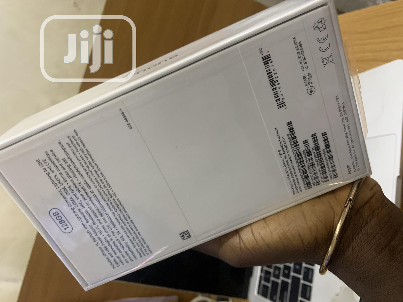 New Apple iPhone 11 128 GB Green | Mobile Phones for sale in Ikeja, Lagos State, Nigeria