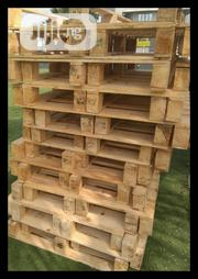 Standard Size Wooden Pallets In Lagos | Building Materials for sale in Lagos State, Agege