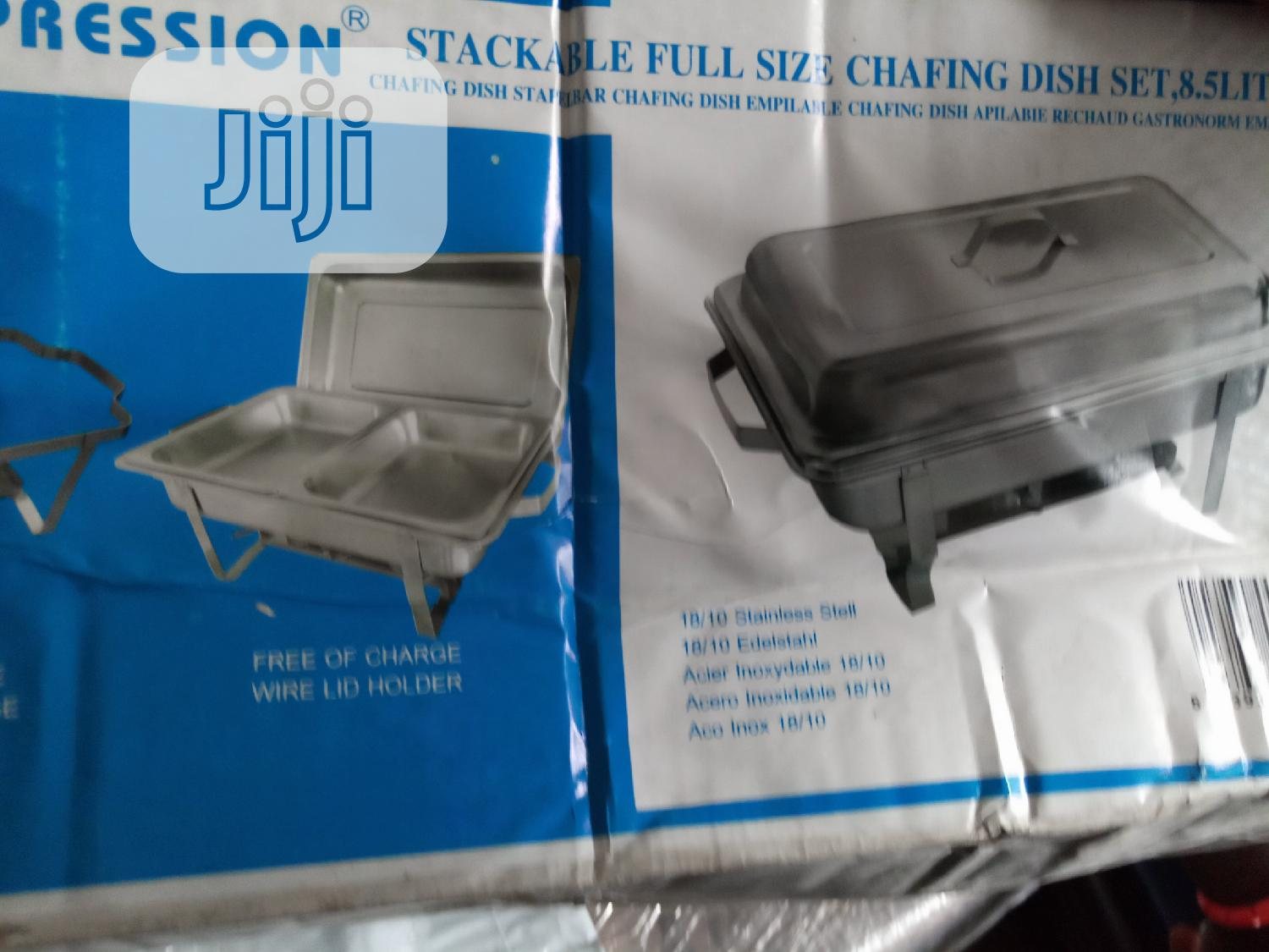 Food Chafing Dishes | Kitchen Appliances for sale in Lagos State, Nigeria