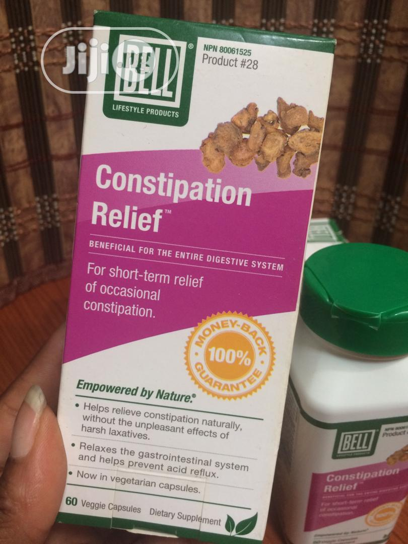 Constipation Relieve