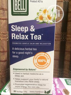 Sleep and Relax Tea   Vitamins & Supplements for sale in Lagos State, Ikeja