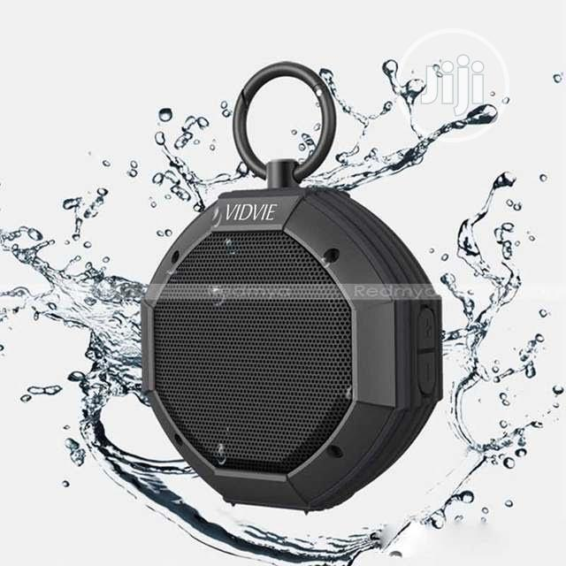 Vidvie Sp 907 Bluetooth Speaker | Audio & Music Equipment for sale in Ikeja, Lagos State, Nigeria