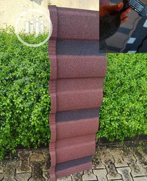 Wajitech New Zealand Stone Coated Roof 0.5 Guage Nosen | Building Materials for sale in Lagos State, Apapa