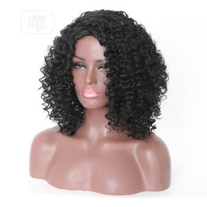 Unique Curly Silky Small Volume Wigs   Hair Beauty for sale in Lagos State, Ikoyi