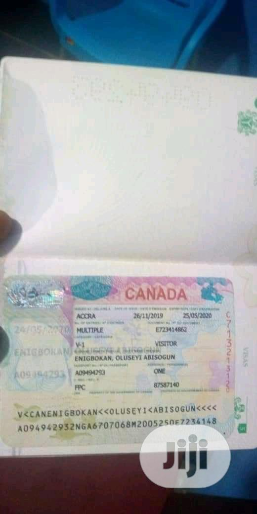 Get Canada Visa With No Down Payment