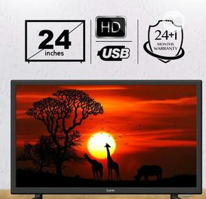 """Syinix 24"""" Inch HD LED TV 