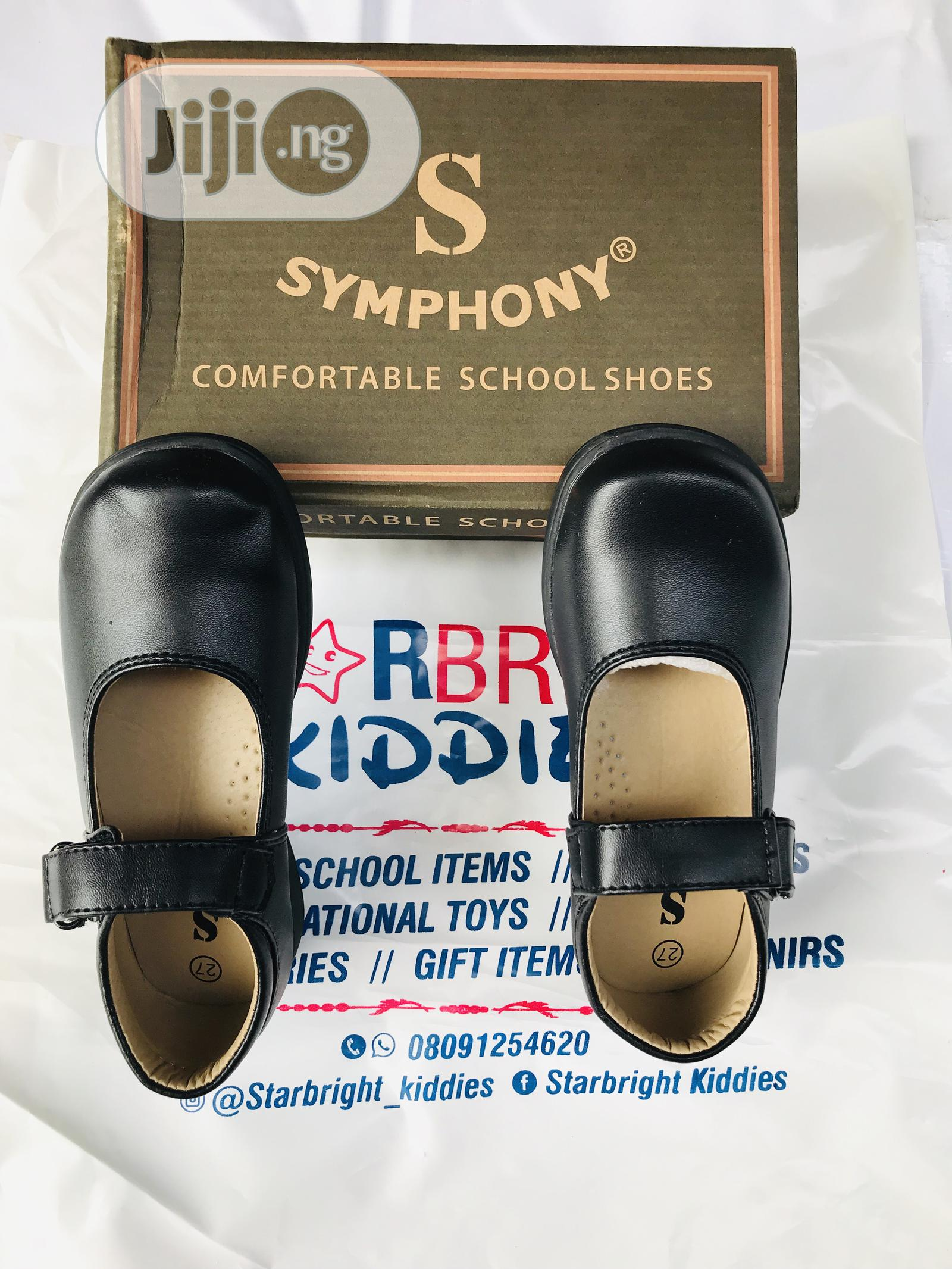 Symphony School Shoes for Girls