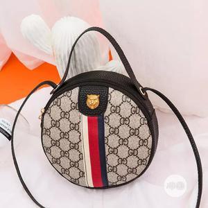 Splicing Ribbon Round Shoulder Bag Portable Crossbody Bag | Bags for sale in Lagos State, Ajah