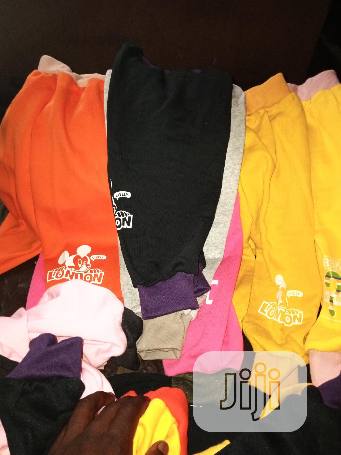 2-6year Children Joggers | Children's Clothing for sale in Orile, Lagos State, Nigeria