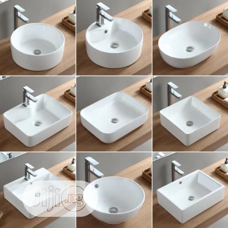 Counter Top Ceramic Bowl