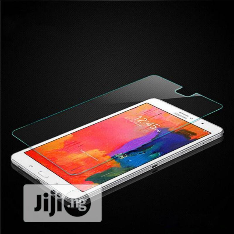 Samsung Galaxy Tab Premium Tempered Glass Screen Protector Film