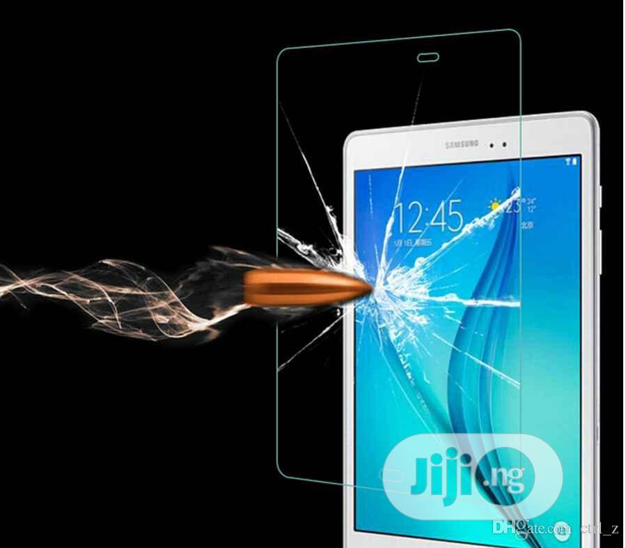 Samsung Galaxy Tab Premium Tempered Glass Screen Protector Film | Accessories for Mobile Phones & Tablets for sale in Uvwie, Delta State, Nigeria