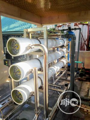 Reverse Osmosis System for Water Treatment   Manufacturing Equipment for sale in Lagos State, Isolo