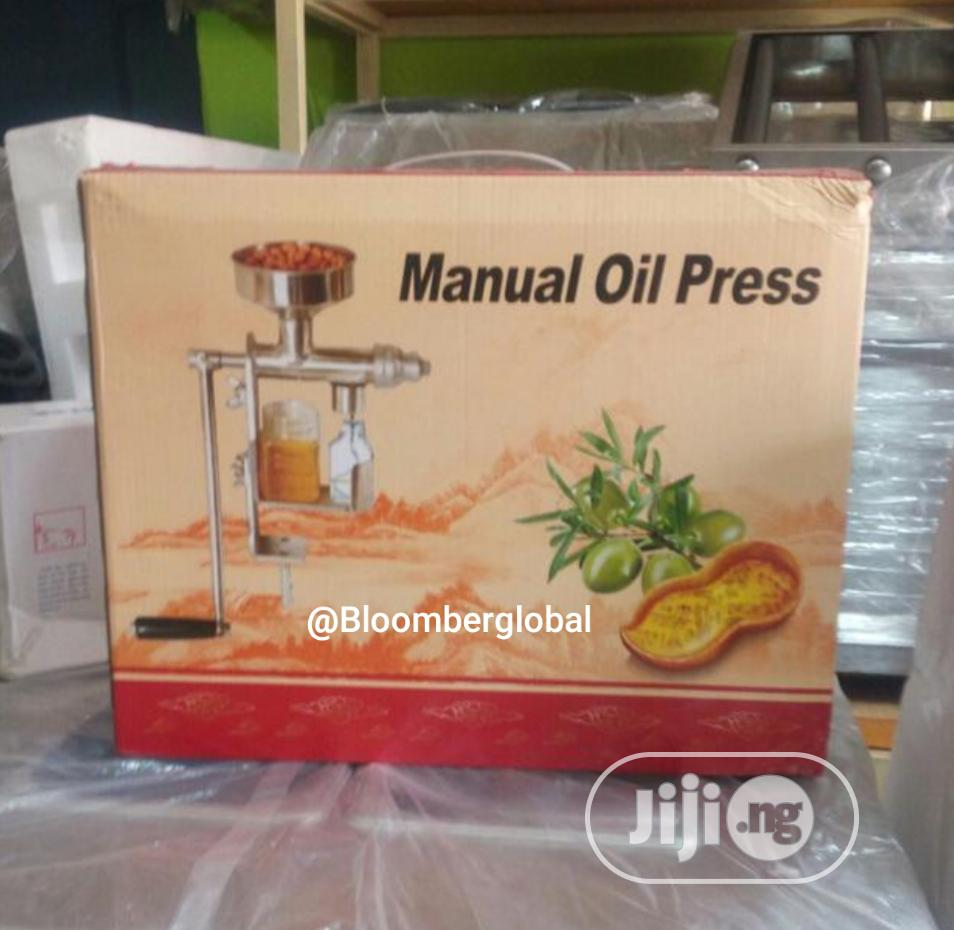Manual Oil Extractor | Kitchen Appliances for sale in Ojo, Lagos State, Nigeria