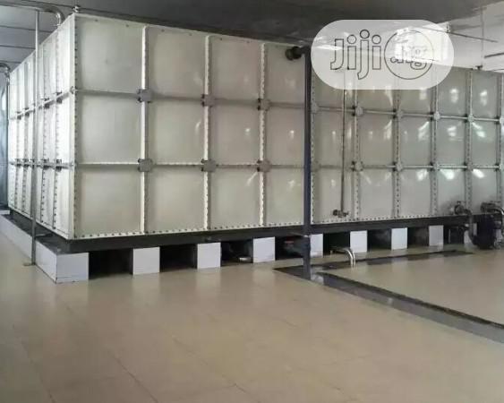 SMC/FRP Tank Standard For Water Storage, Etc