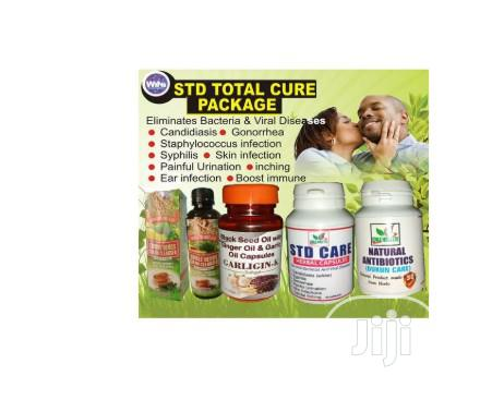 Edible Herbs For General Infection,Stds