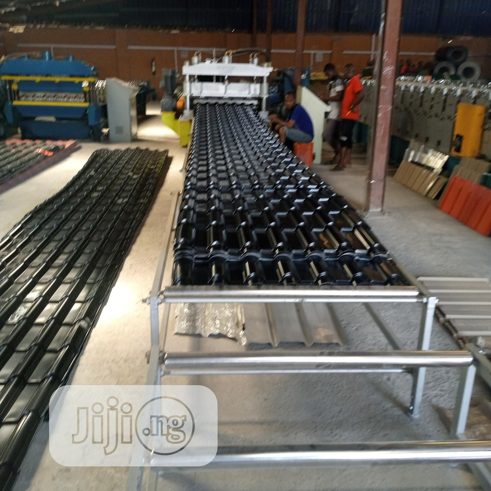 Mertcopo Aluminum Sheet From Factory To Site | Building & Trades Services for sale in Alimosho, Lagos State, Nigeria