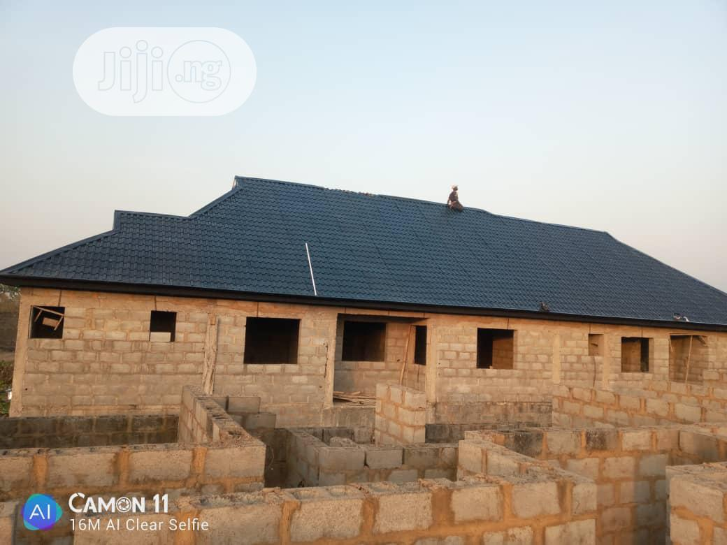 Mertcopo Site Working Roofing