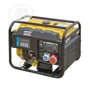 Atlas Copco P8000/T 3-phase 7.5kva Generator | Electrical Equipment for sale in Enugu State, Enugu