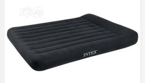 Intex Inflatable Air Bed With Pump   Furniture for sale in Lagos State, Lekki