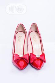 Patent Leather Sole High Heel Pump Shoe | Shoes for sale in Lagos State, Lekki Phase 1