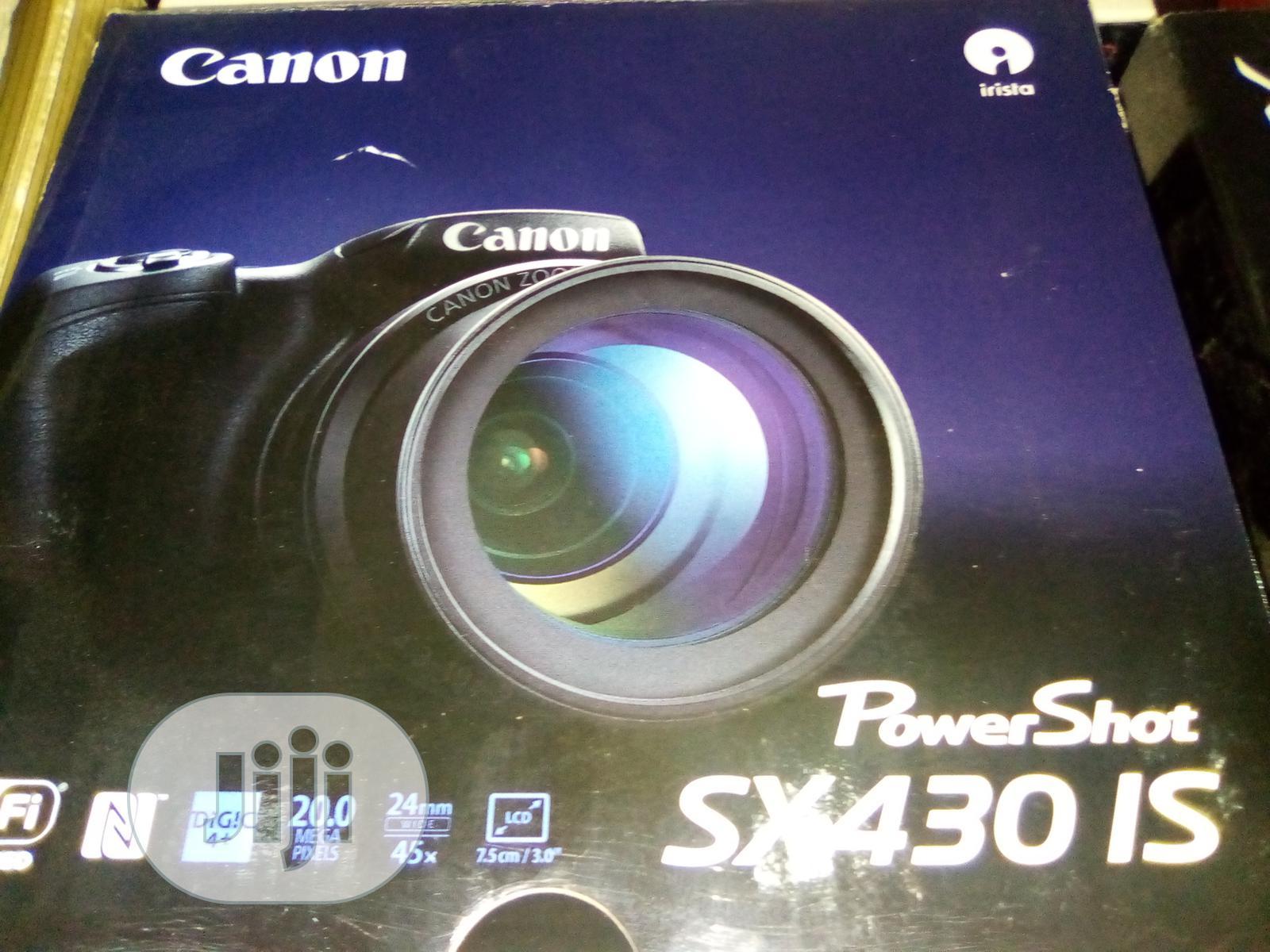 Canon Camera SX430