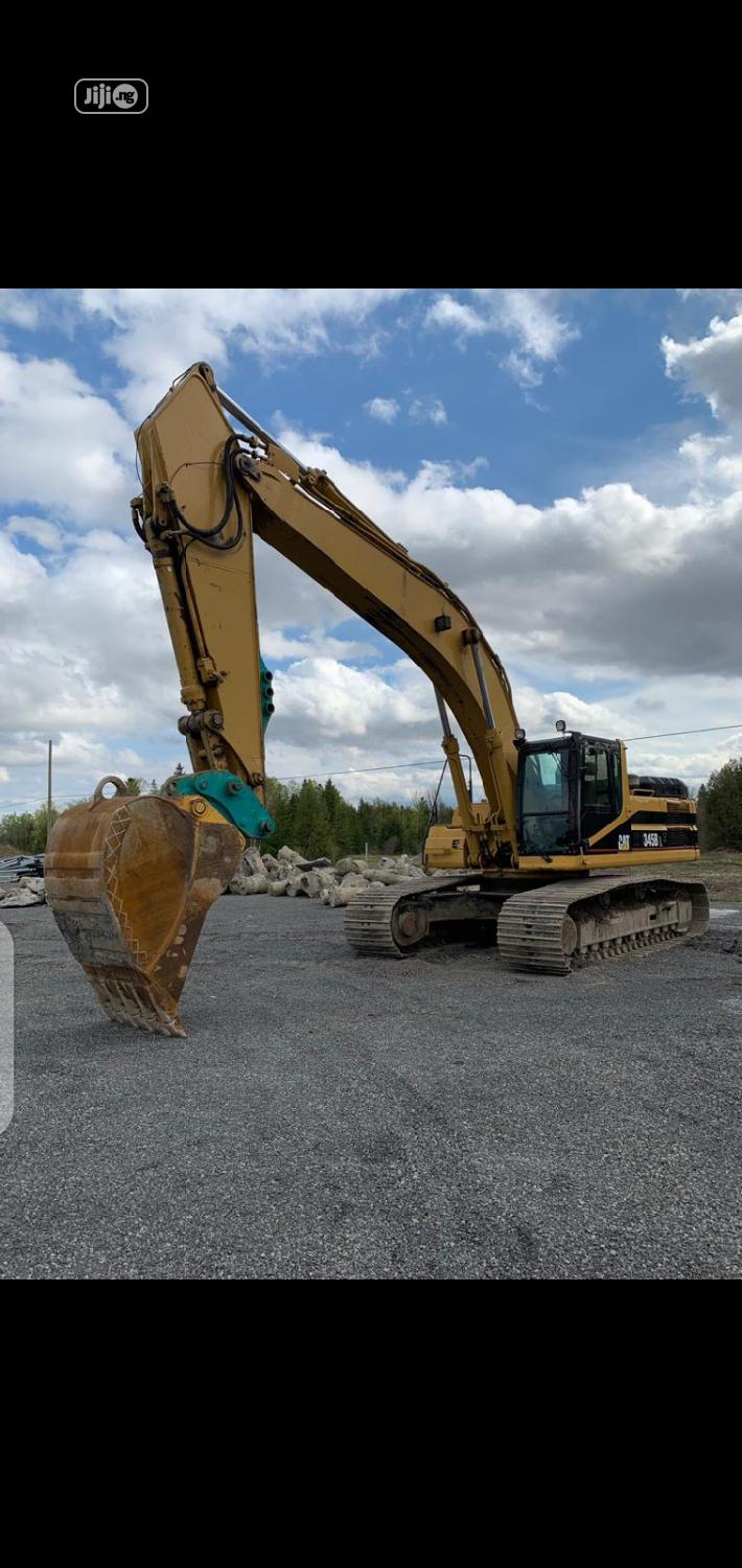 Excavator 345 For Sale | Heavy Equipment for sale in Kaduna / Kaduna State, Kaduna State, Nigeria