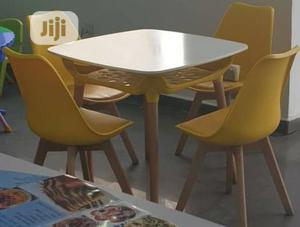 Quality Restaurant/Dinning Table With 4 Chairs   Furniture for sale in Lagos State, Ojo