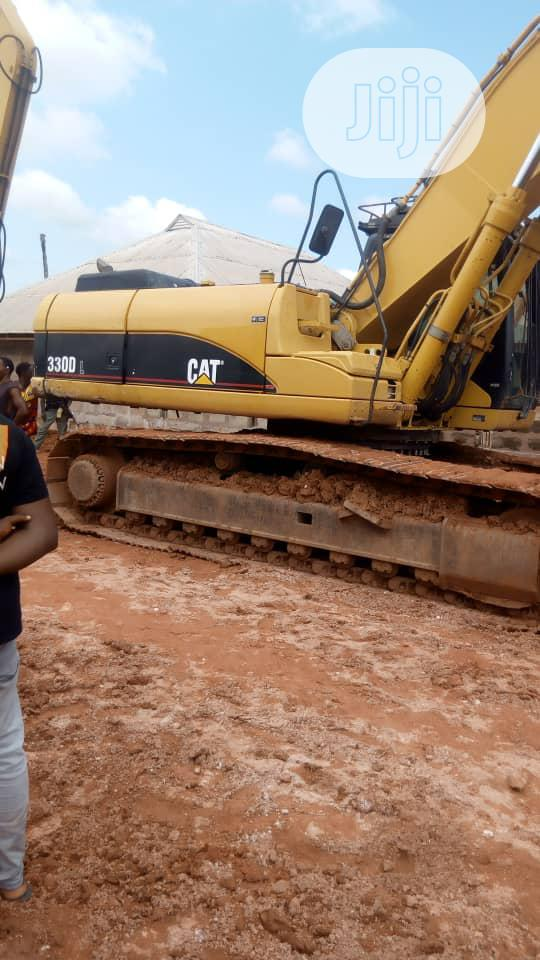 Caterpillar Excavator 330dl | Heavy Equipment for sale in Central Business Dis, Abuja (FCT) State, Nigeria