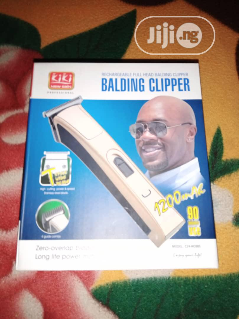 Original Rechargeable Head Clipper | Tools & Accessories for sale in Mushin, Lagos State, Nigeria