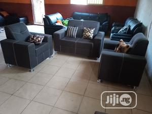 4-seater Set Of Sofa Chair With Fabric Materials   Furniture for sale in Lagos State, Agege