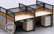 Workstation Office Table Four Seaters With 4 Drawers   Furniture for sale in Lagos State, Ajah