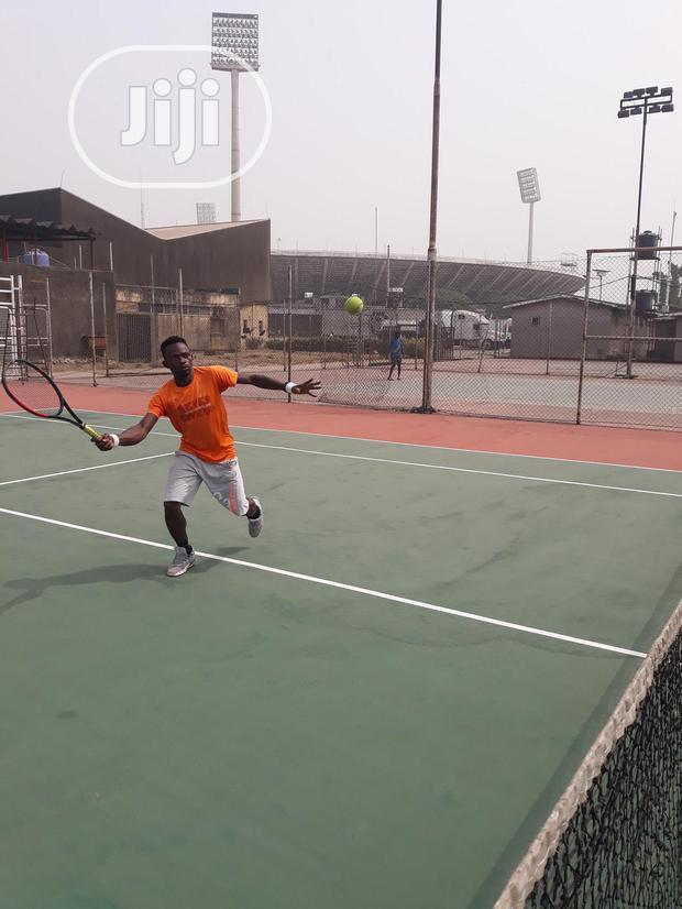 Archive: Tennis Coach