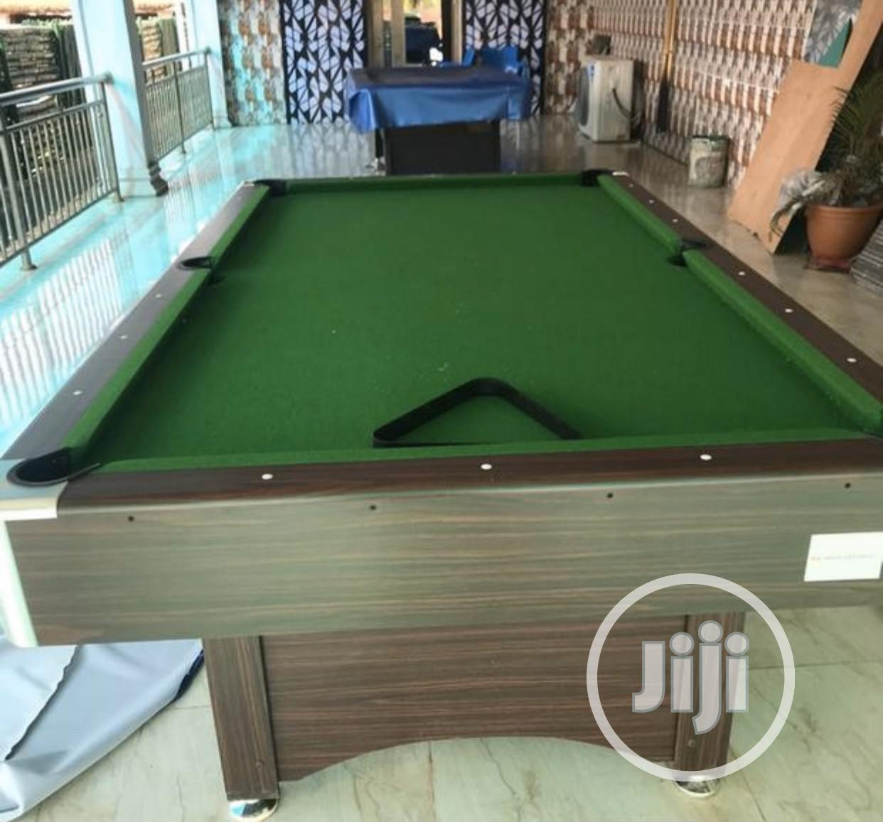 Coin Snooker Board   Sports Equipment for sale in Ajah, Lagos State, Nigeria