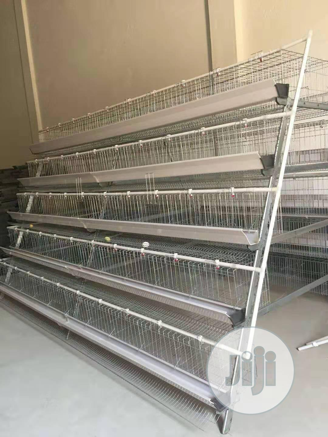 Imported Poultry Cage China Factory Poultry Cages